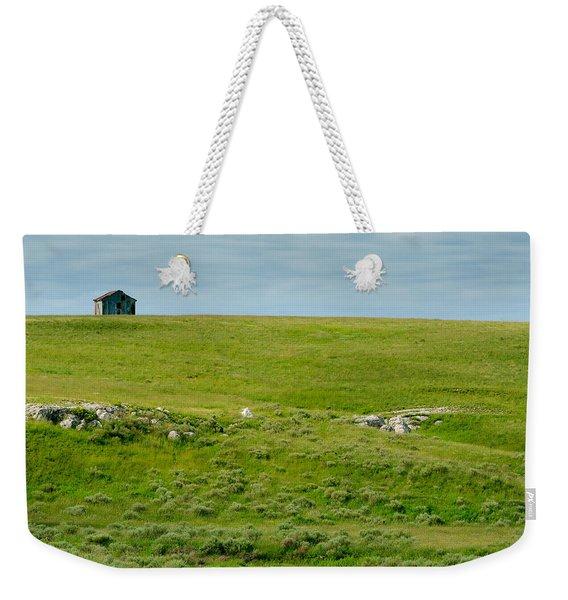 Red Hills Barn Weekender Tote Bag