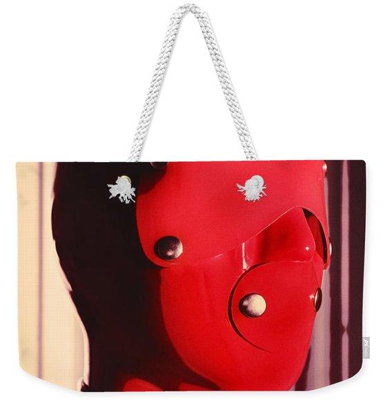 Red Hood Weekender Tote Bag