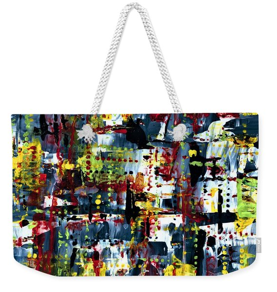 Red Light, Green Light  Weekender Tote Bag