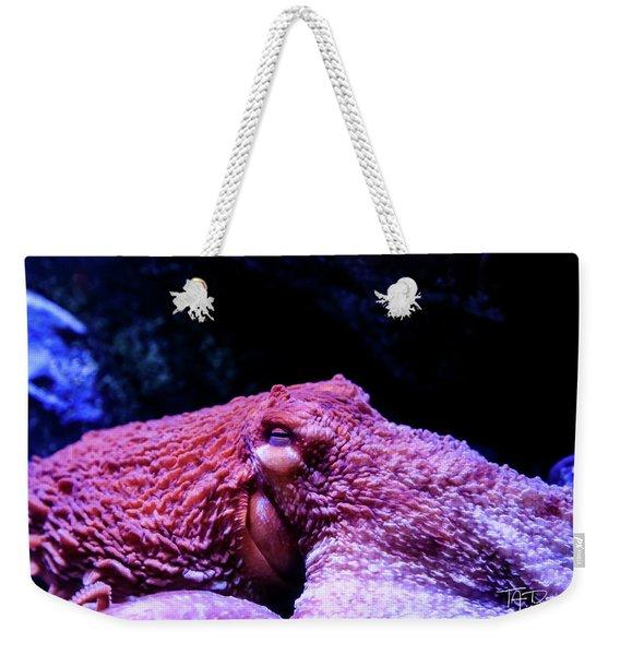 Red Menace Weekender Tote Bag