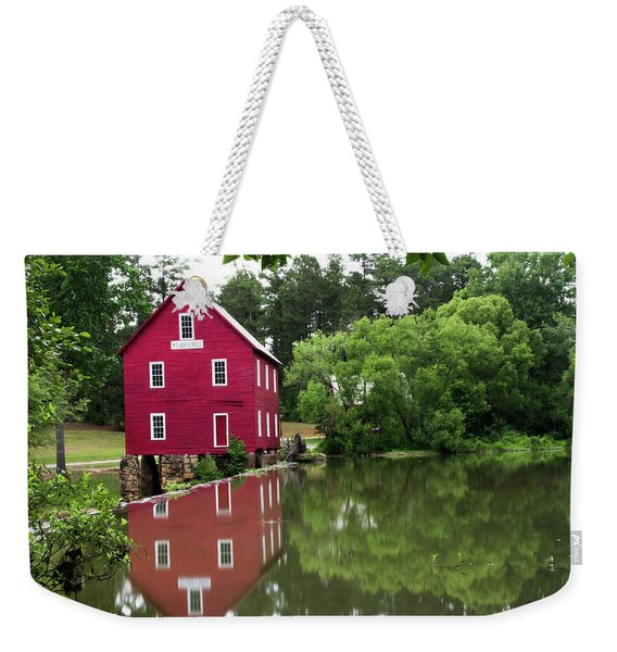 Red Mill Weekender Tote Bag