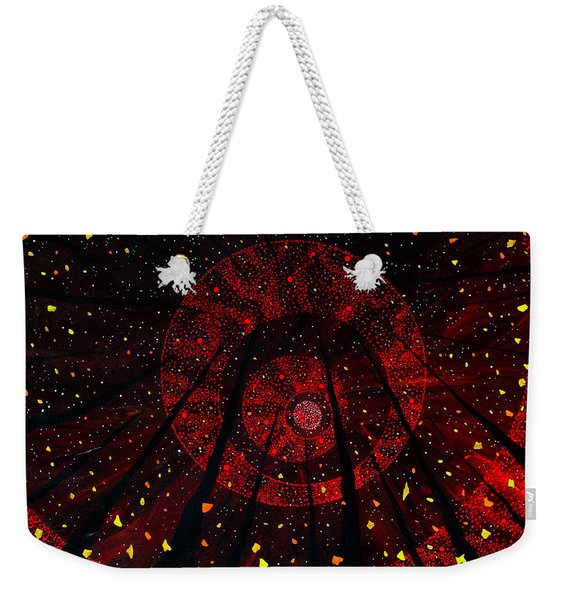 Red October Weekender Tote Bag