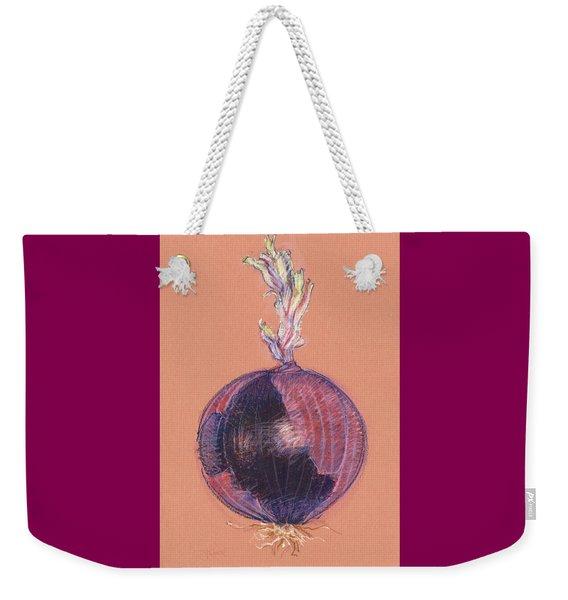 Red Onion Weekender Tote Bag