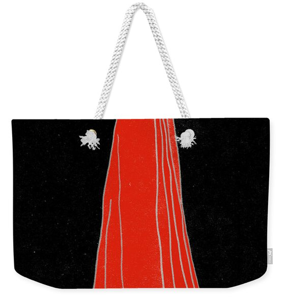 Red Riding Hood Weekender Tote Bag