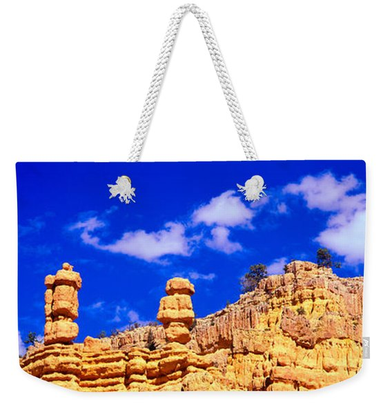 Red Rock Area, Bryce Canyon National Weekender Tote Bag