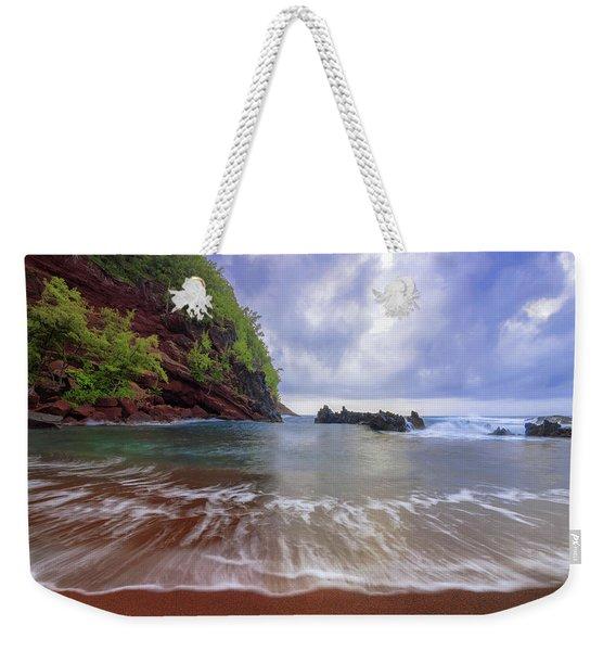 Red Sand Weekender Tote Bag