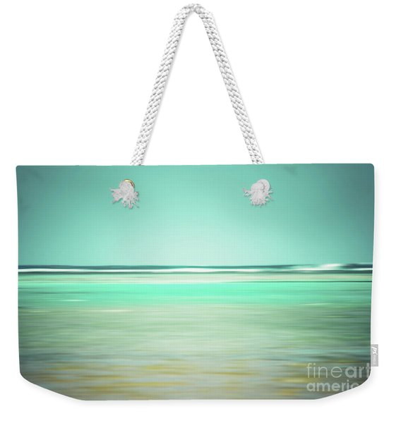 Red Sea Colors Weekender Tote Bag