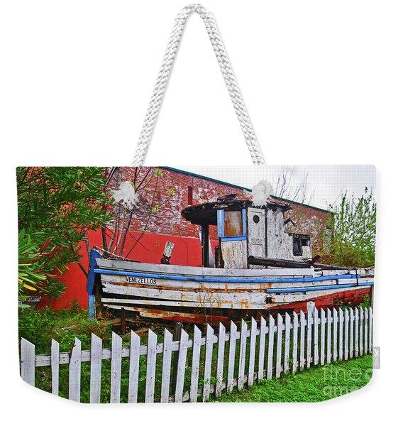Redneck Dry Dock Weekender Tote Bag