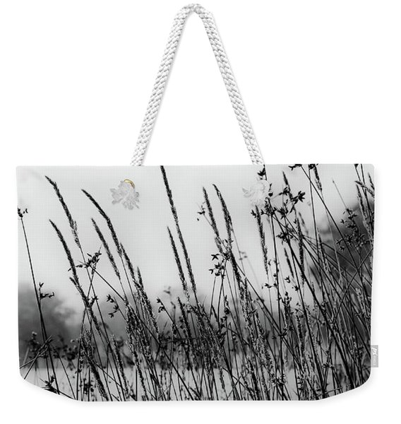 Reeds Of Black Weekender Tote Bag