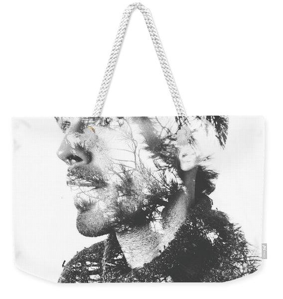 Reemergence Weekender Tote Bag