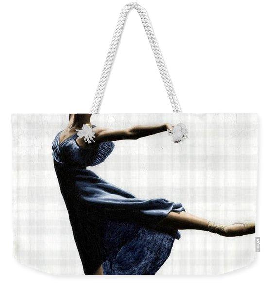 Refined Grace Weekender Tote Bag