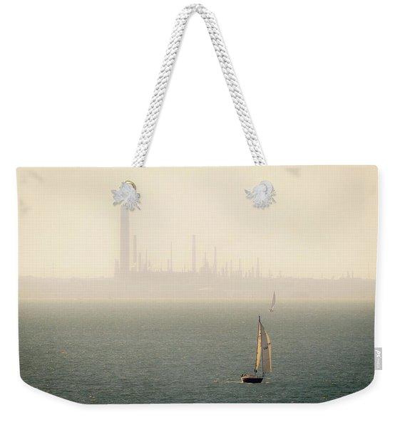 Refined Mists Weekender Tote Bag