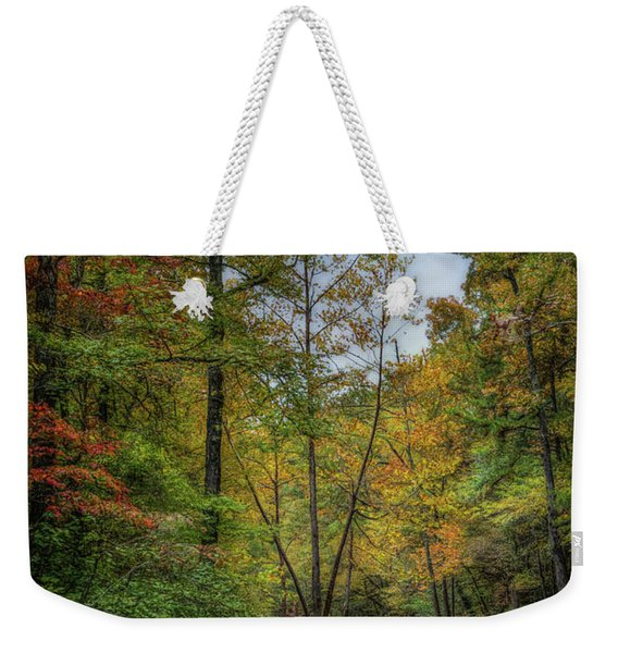 Reflect Weekender Tote Bag