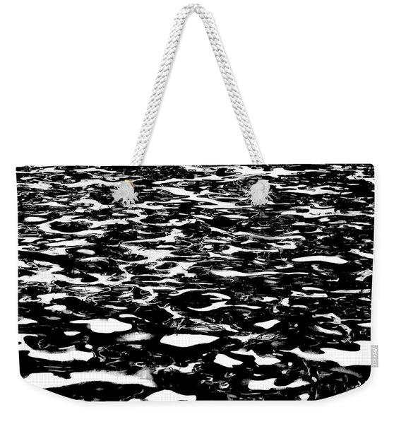 Reflecting Patterns Weekender Tote Bag