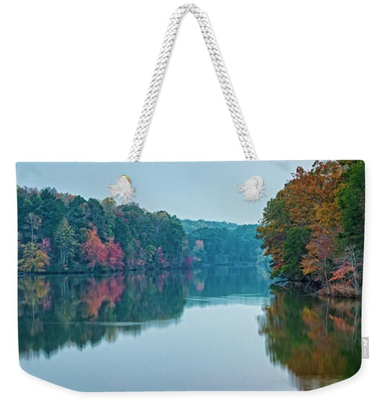 Reflection IIi Weekender Tote Bag