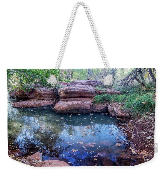Reflection Pond 7795-101717-1 Weekender Tote Bag