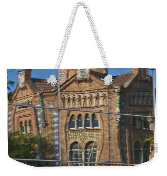 Reflections Of Barcelona #23 Weekender Tote Bag