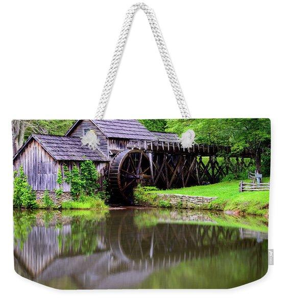Reflections Of Summer Weekender Tote Bag