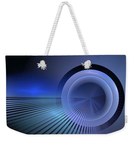 Refractive Index Of Life Weekender Tote Bag