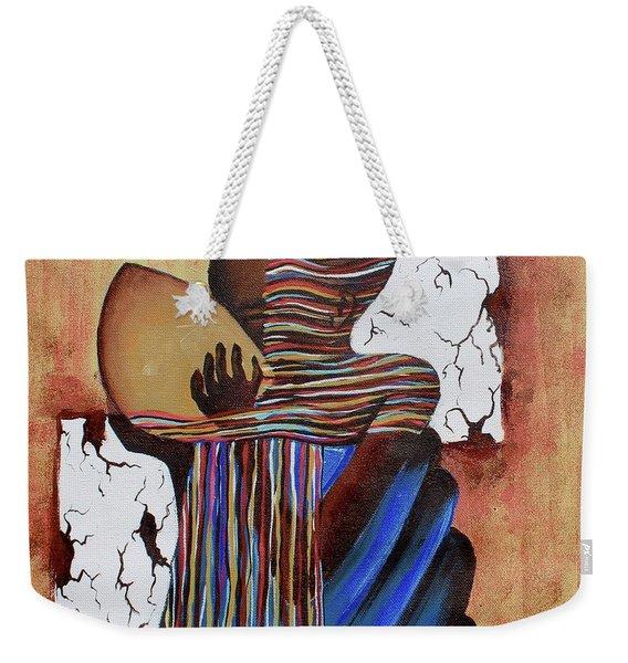 Refreshment Weekender Tote Bag