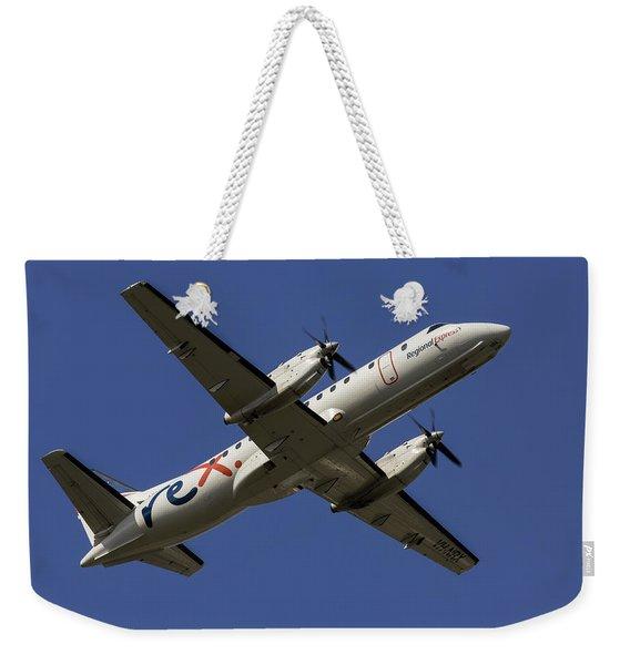 Regional Express Saab 340 Weekender Tote Bag