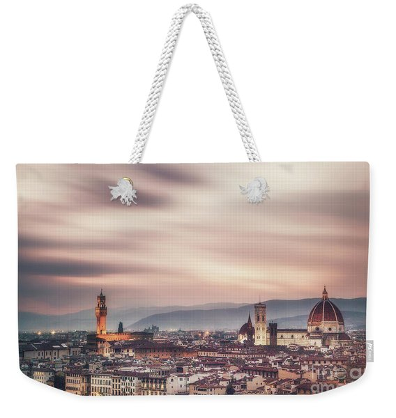 Reign In Glory Weekender Tote Bag