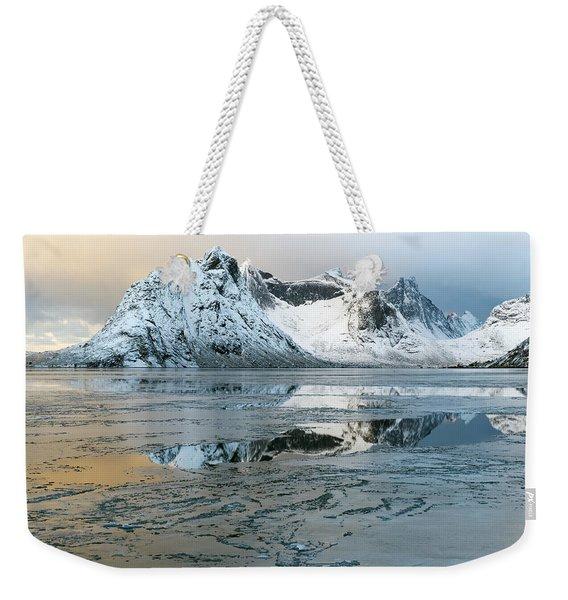 Reine, Lofoten 5 Weekender Tote Bag