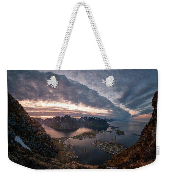 Reine Weekender Tote Bag