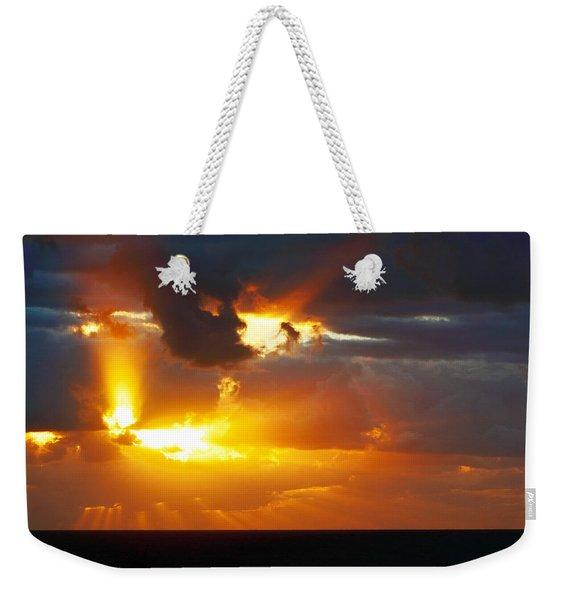Rejoice Weekender Tote Bag