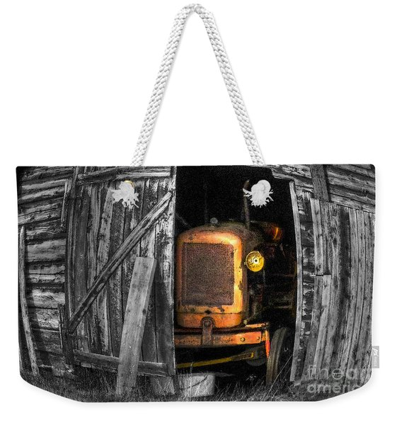 Relic From Past Times Weekender Tote Bag