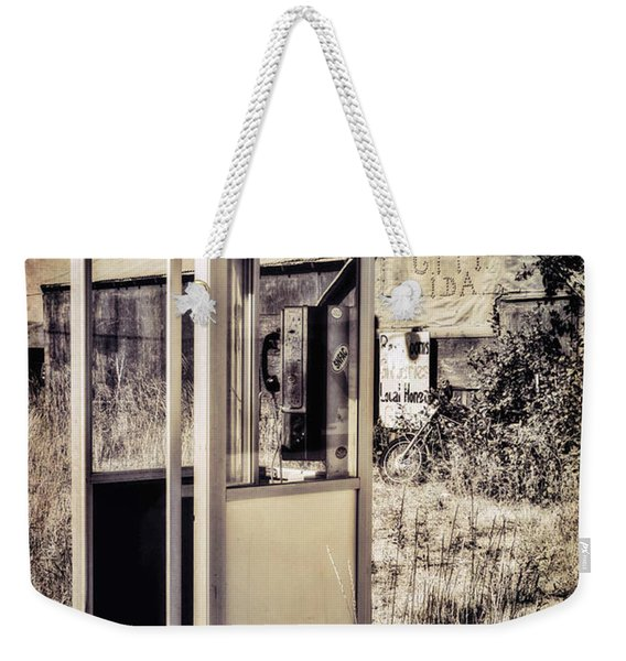 Relics From The Past Weekender Tote Bag