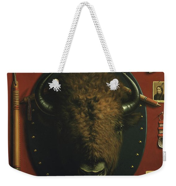 Relics Of The Past Weekender Tote Bag