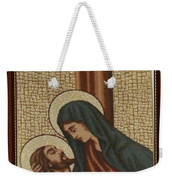 Religion 1 Weekender Tote Bag