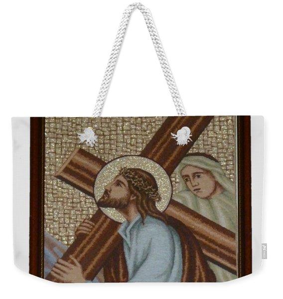 Religion  3 Weekender Tote Bag