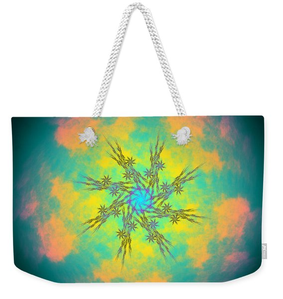 Reluctured Weekender Tote Bag