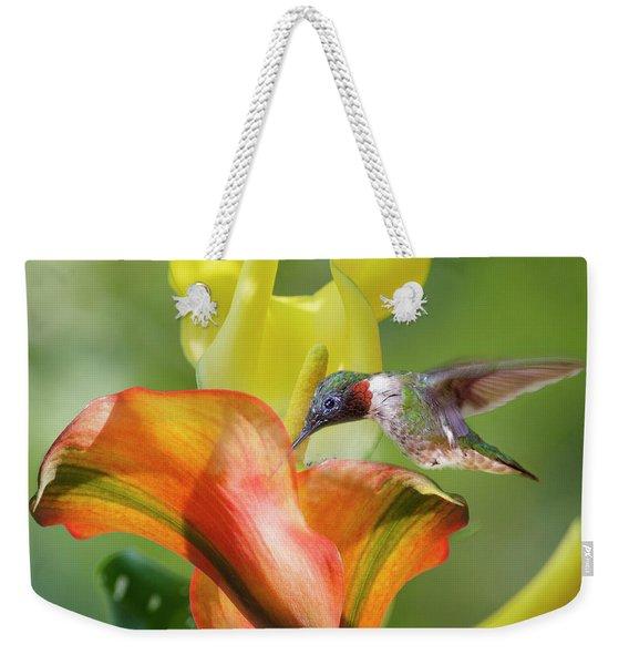 Remarkable Inspiration  Weekender Tote Bag