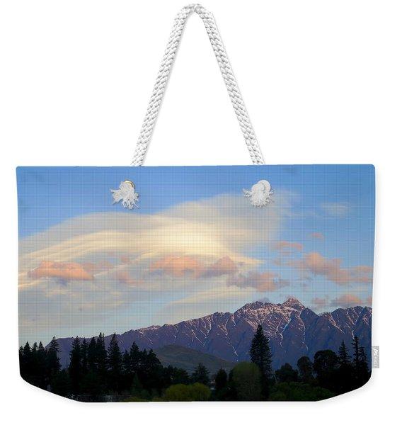 The Remarkables Weekender Tote Bag