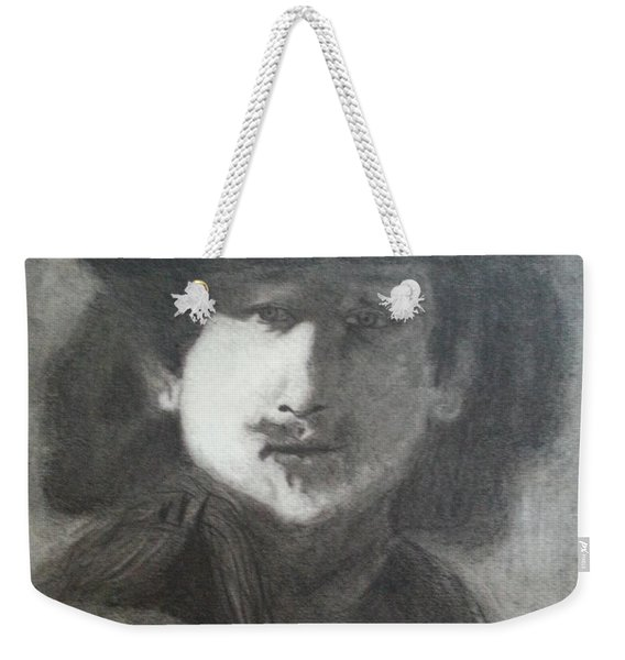 Rembrandt Weekender Tote Bag