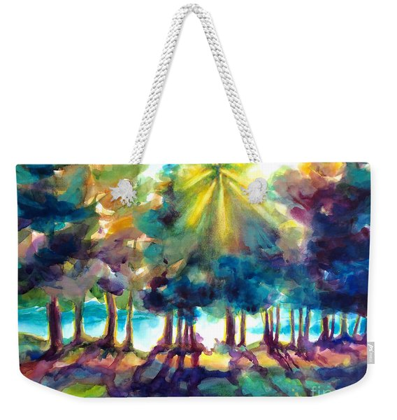Remember The Son Weekender Tote Bag