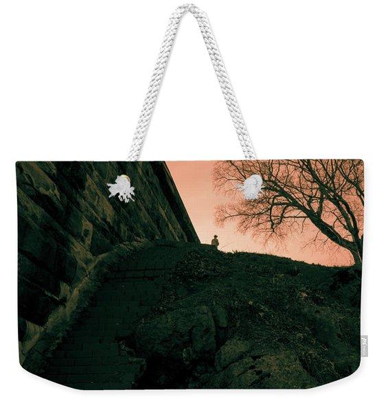 Remembering The Battle Weekender Tote Bag