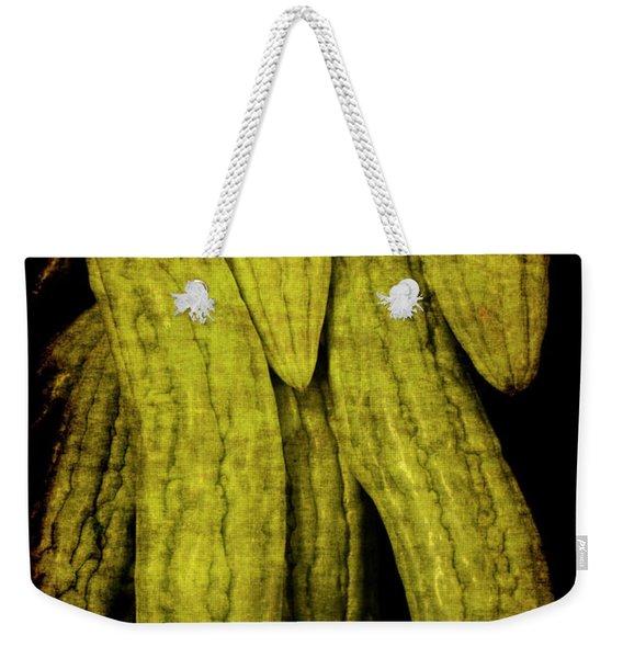 Renaissance Chinese Cucumber Weekender Tote Bag