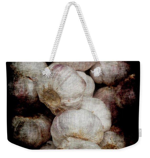 Renaissance Garlic Weekender Tote Bag