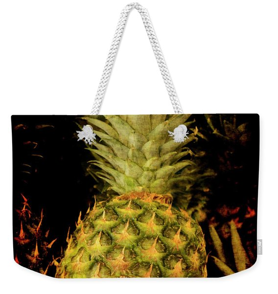 Renaissance Pineapple Weekender Tote Bag
