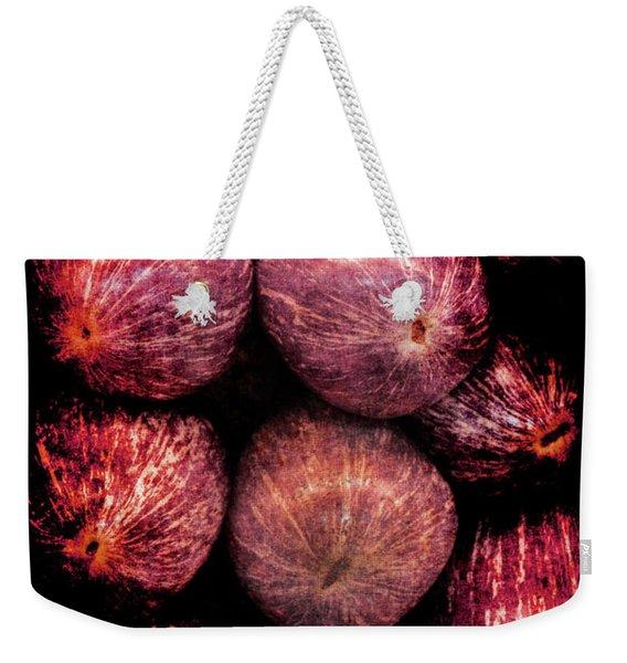Renaissance Turkish Eggplant Weekender Tote Bag