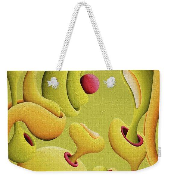 Renassansical Generation Jam Weekender Tote Bag