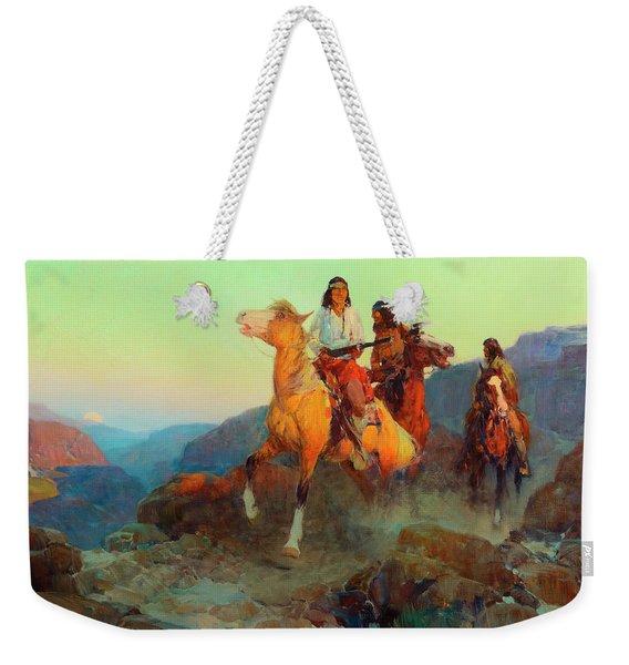Renegade Apaches Weekender Tote Bag