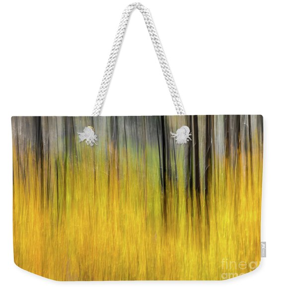 Renewal Abstract Art By Kaylyn Franks Weekender Tote Bag