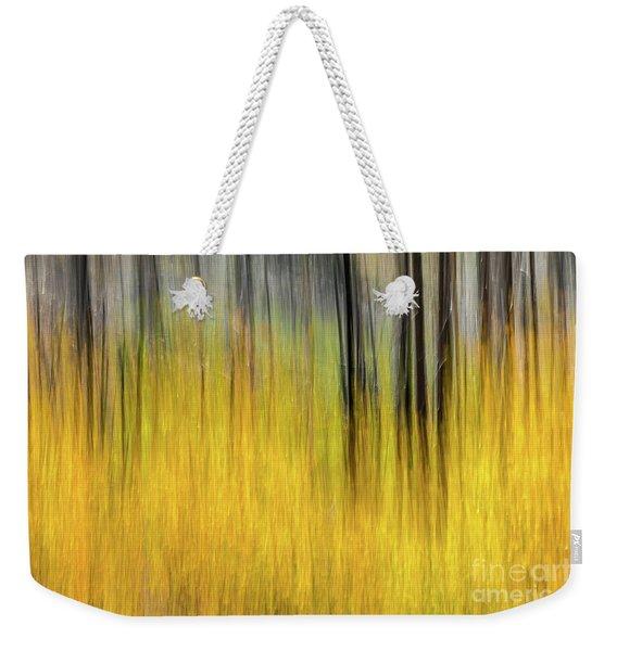 Renewal Abstract Art By Kaylyn Franks Weekender Tote Bag