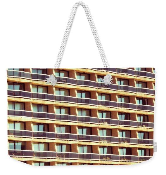 Repetition Weekender Tote Bag