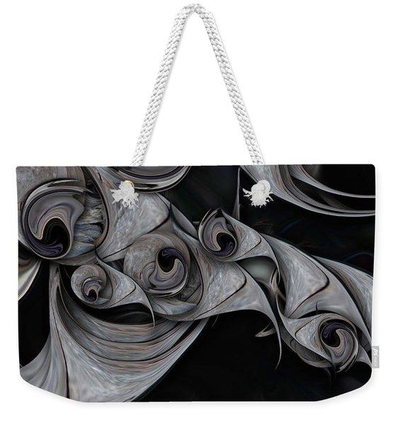 Repressed Reality Weekender Tote Bag
